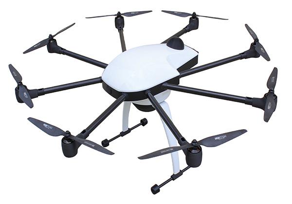 drona azimut h8